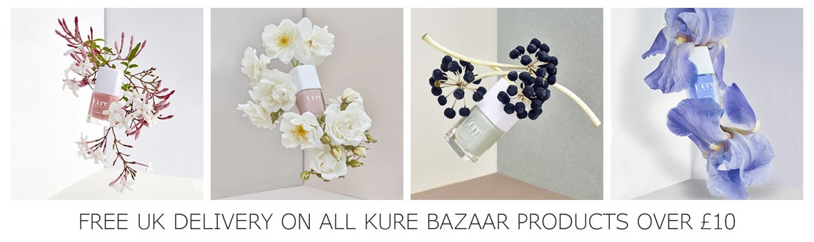 FREE UK DELIVERY ON ALL KURE BAZAAR PRODUCTS OVER £10