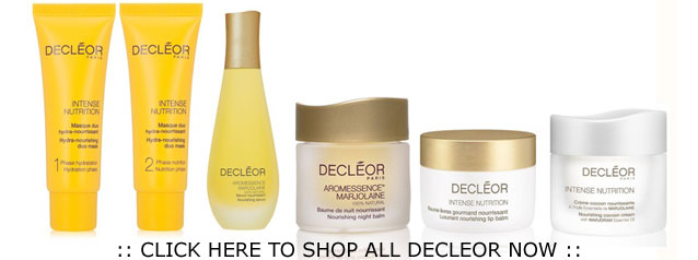 Click Here To Shop All Decleor Now