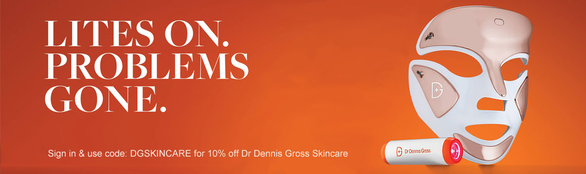 Sign in and use code DGSKINCARE