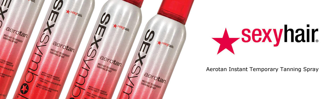 Aerotan Instant Temporary Tanning Spray