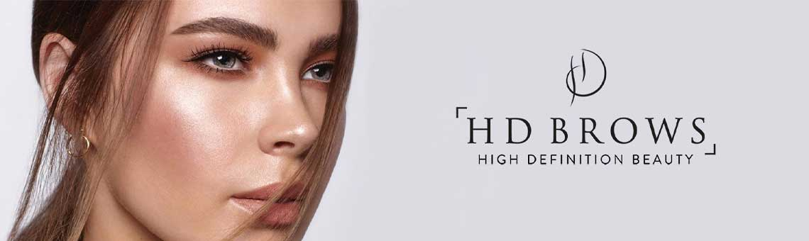 HD Brows Makeup High Definition Beauty