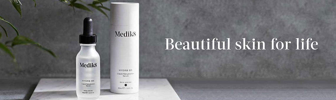 Beautiful Skin Everyday With Medik8