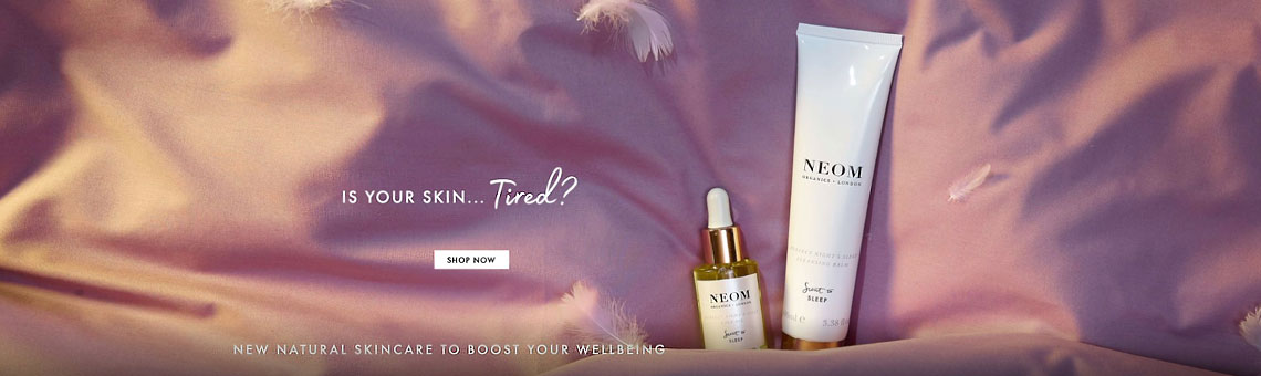 How To Have Your Best Sleep Ever With Neom