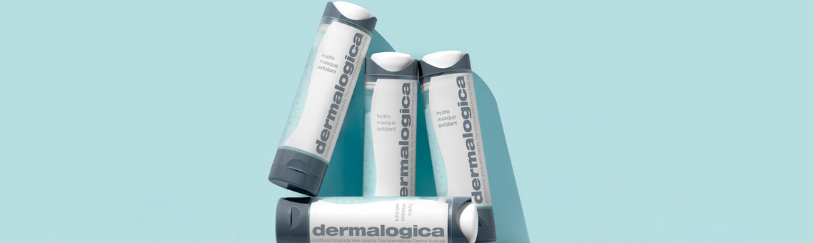 Masque your way to healthy skin with Dermalogica