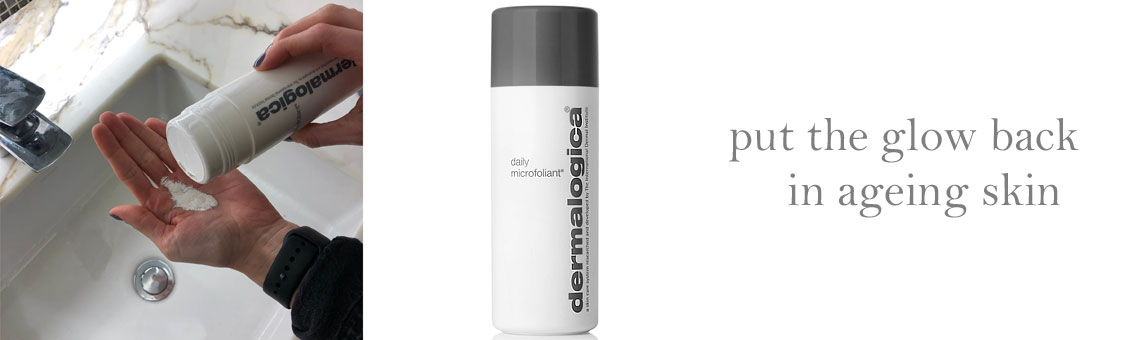 Put The Glow Back In Ageing Skin With Dermalogica