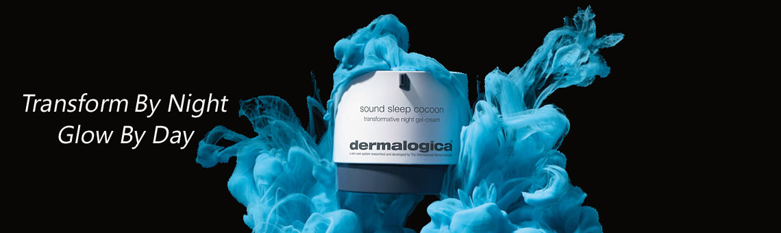 Transform Skin At Night With Dermalogica Sound Sleep Cocoon