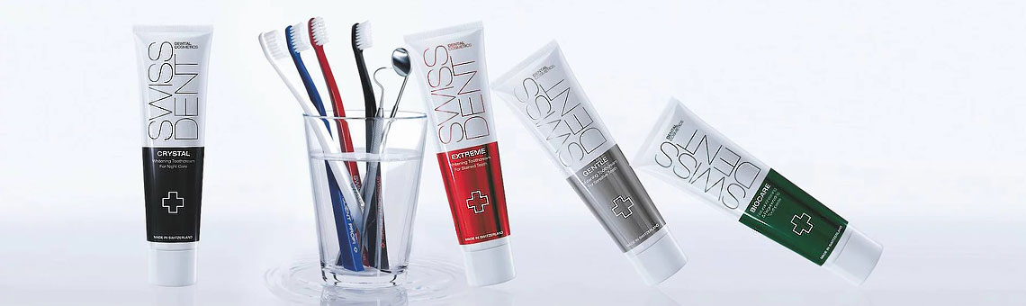 What is the difference of Swissdent to other oral care products