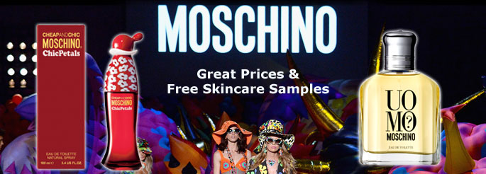 Moschino Perfumes And Fragrances