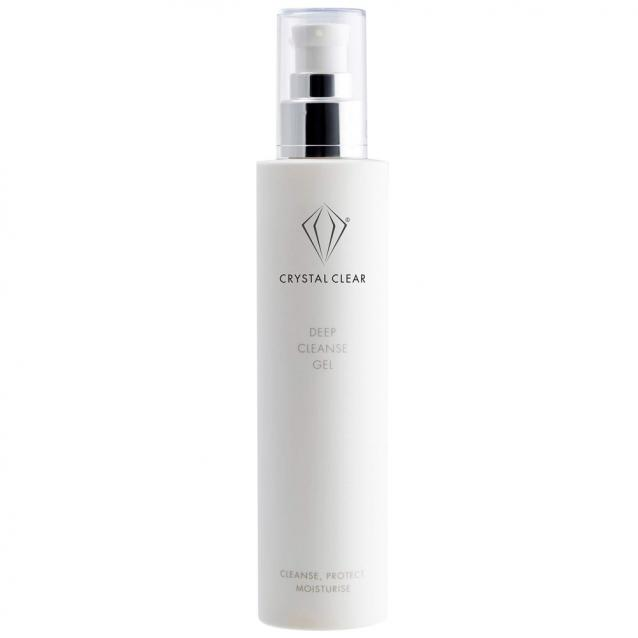 Crystal Clear Skincare Deep Cleanse Gel 200ml