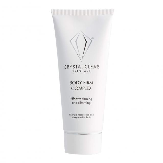 Crystal Clear Skincare Body Firm Complex 200ml