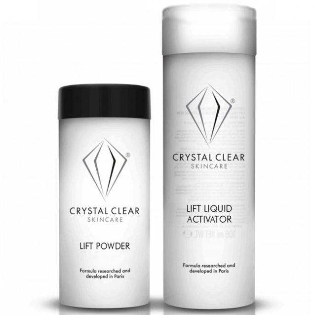 Crystal Clear Skincare Face Lift In A Box