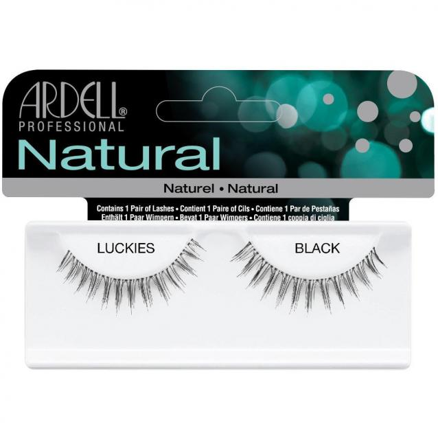 Ardell Naturals Luckies Black