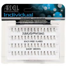Ardell Individual Knot Free Lashes Short Brown