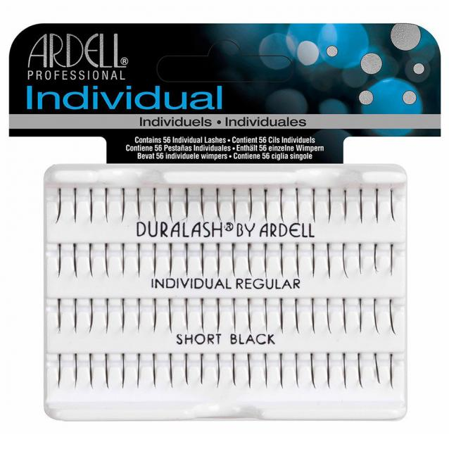 Ardell DuraLash Regular Short Black False Eyelashes