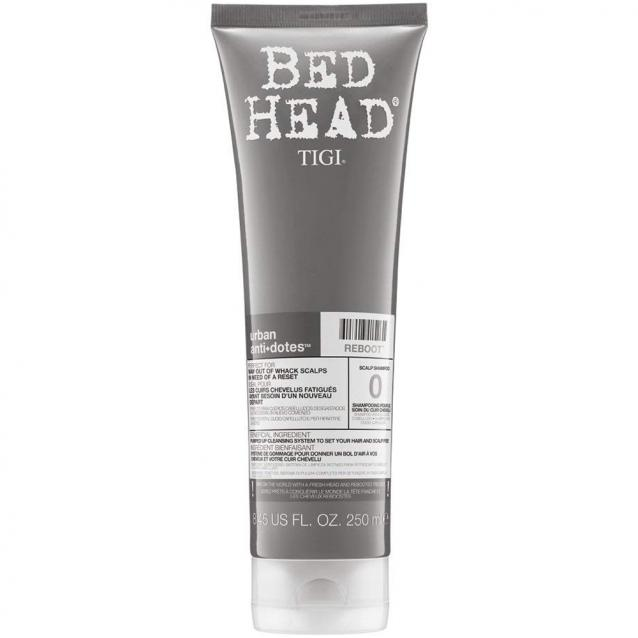 Tigi Bed Head Urban Antidotes Reboot Scalp Shampoo 250ml
