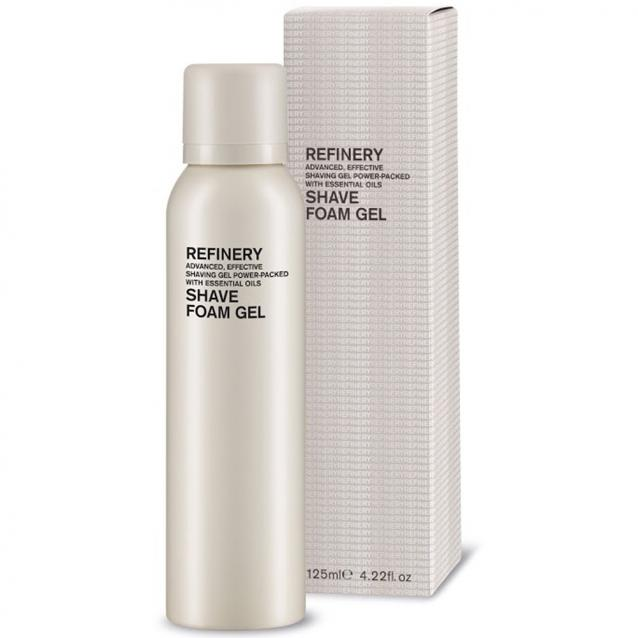 The Refinery Shave Foam Gel