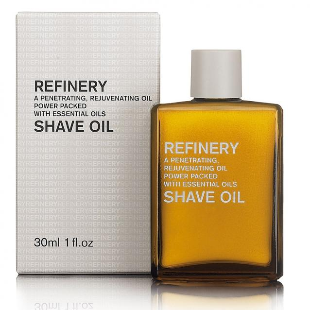 The Refinery Beard And Shave Oil 30ml