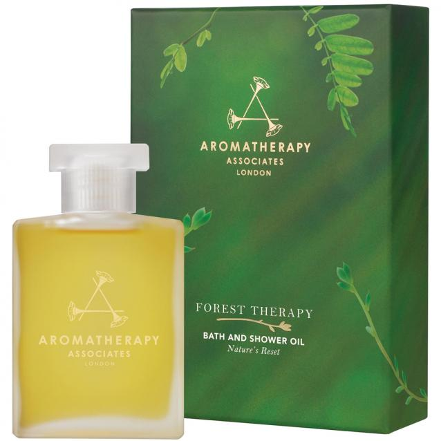 Aromatherapy Associates Forest Therapy Bath And Shower Oil 55ml