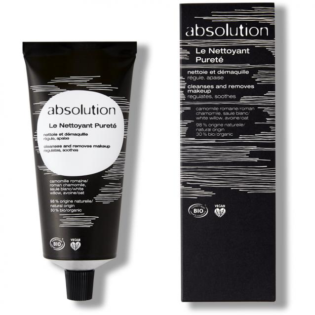 Absolution Purifying Cleansing Gel 125ml