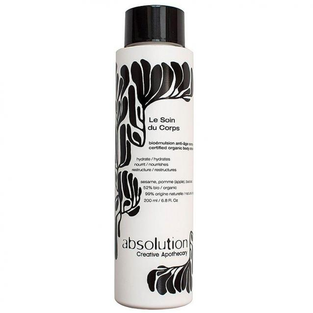 Absolution Organic Anti Ageing Body Lotion 150ml
