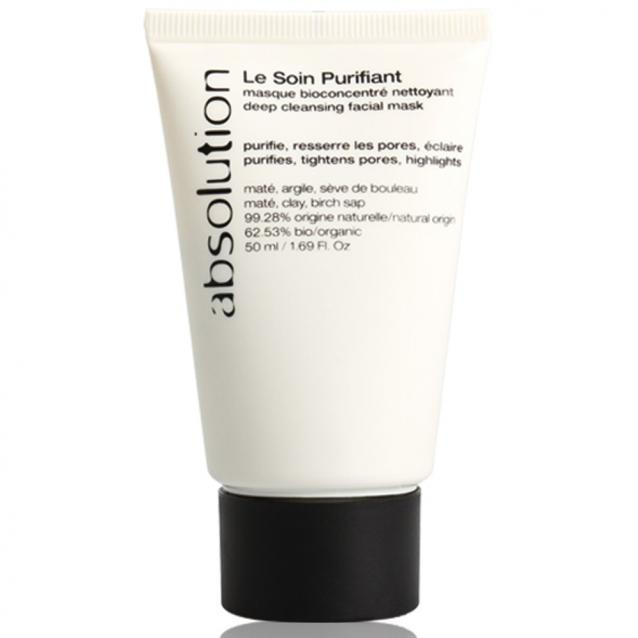 Absolution Le Soin Purifiant Deep Cleansing Face Mask 50ml