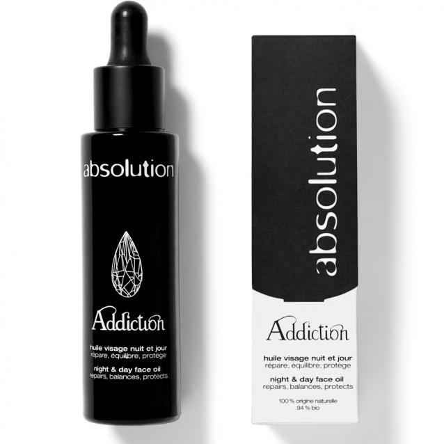 Absolution Addiction Huile Visage Nuit Et Jour Night And Day Face Oil