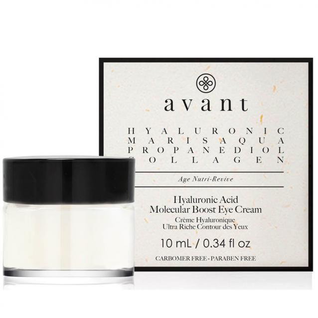 Avant Hyaluronic Acid Molecular Boost Eye Cream 10ml