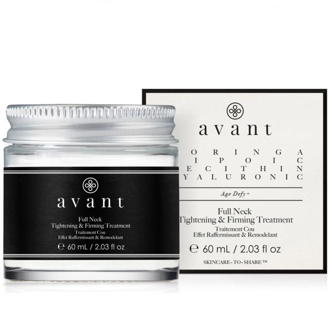 Avant Full Neck Tightening And Firming Treatment 60ml