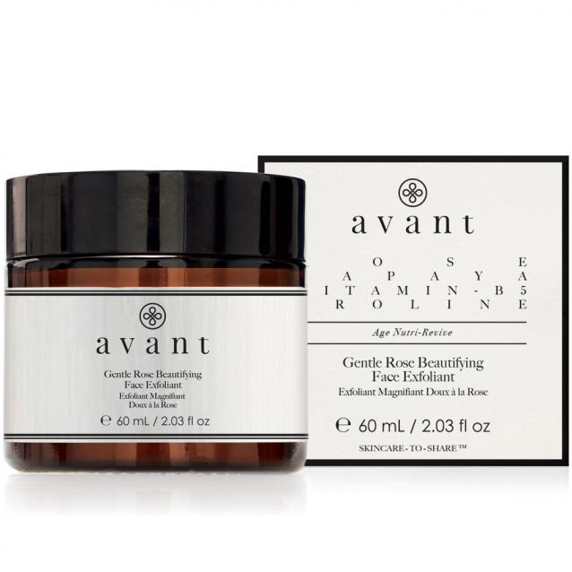 Avant Gentle Rose Beautifying Face Exfoliant 60ml