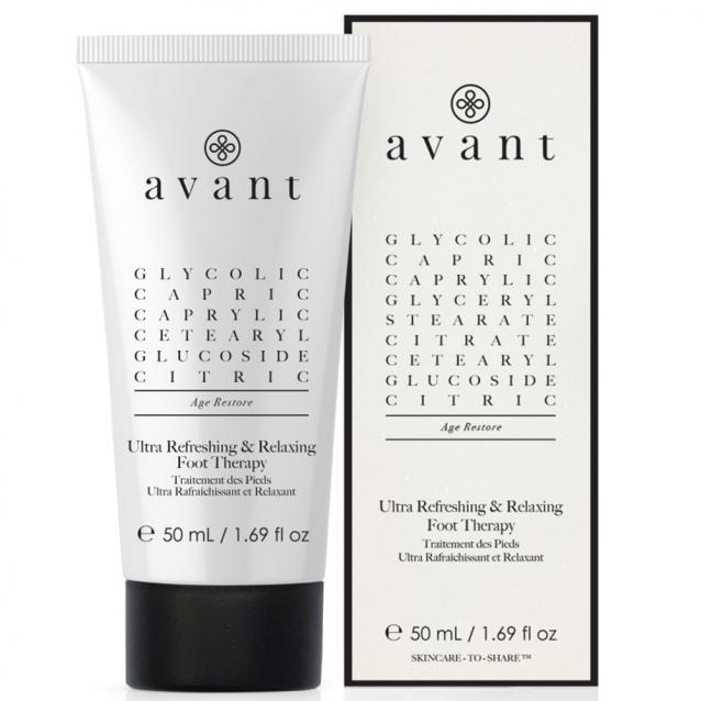 Avant Ultra Refreshing And Relaxing Foot Therapy 50ml