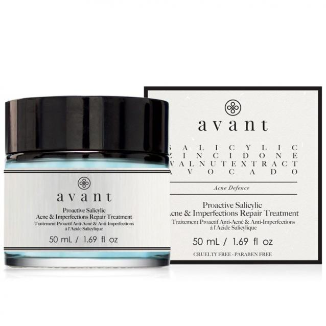 Avant Proactive Salicylic Acne And Imperfections Repair Treatment 50ml