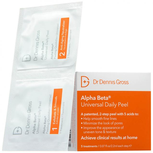 Dr Dennis Gross Alpha Beta Universal Daily Peel 5 Packettes