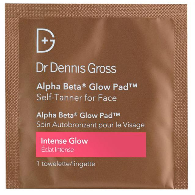 Dr Dennis Gross Alpha Beta Glow Pad Intense Glow For Face 20 Pads