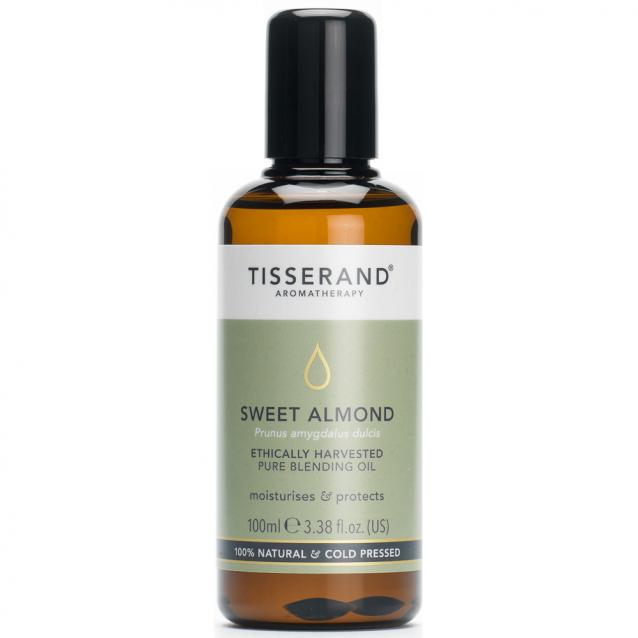 Tisserand Sweet Almond Ethically Harvested Pure Blending Oil 100ml