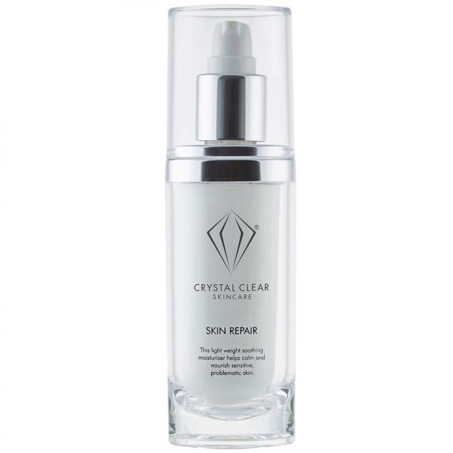 Crystal Clear Skincare Skin Repair Serum 60ml