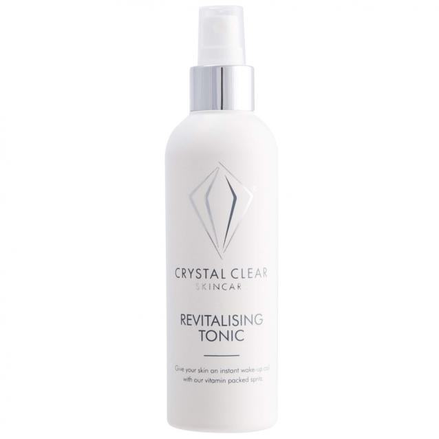 Crystal Clear Skincare Revitalising Tonic 200ml