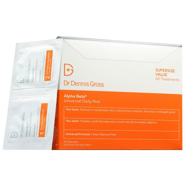 Dr Dennis Gross Alpha Beta Daily Face Peel 60 Packettes