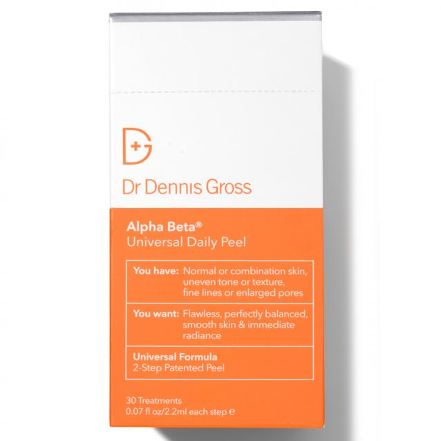Dr Dennis Gross Alpha Beta Daily Face Peel 30 Packettes