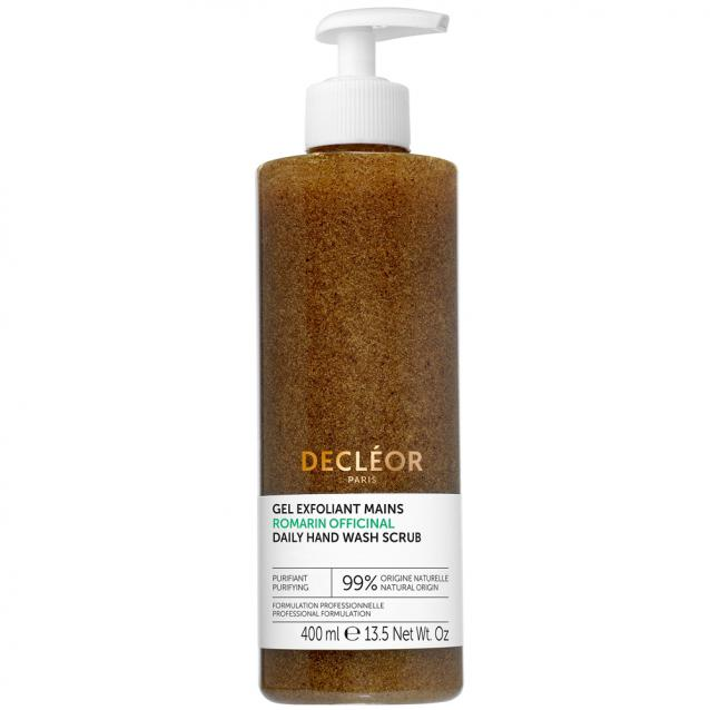 Decleor Rosemary Daily Hand Wash Scrub 400ml
