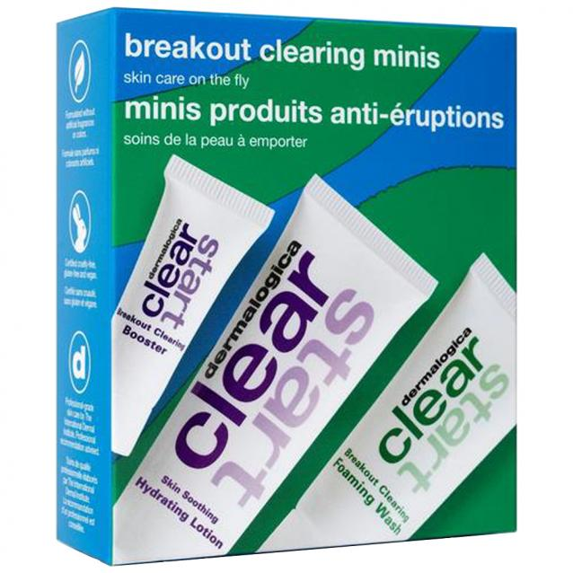 Dermalogica Clear Start Breakout Clearing Minis Kit