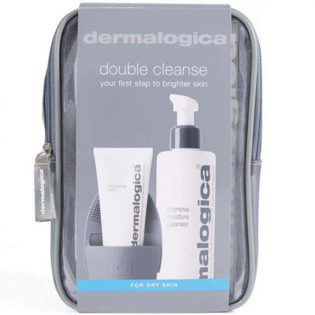 Dermalogica Double Cleanse Kit For Dry Skin