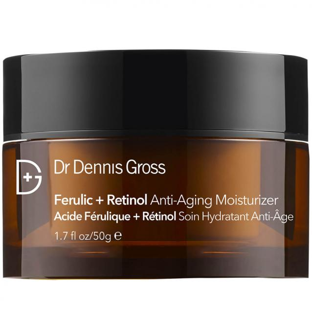 Dr Dennis Gross Ferulic And Retinol Anti Ageing Moisturiser 50ml