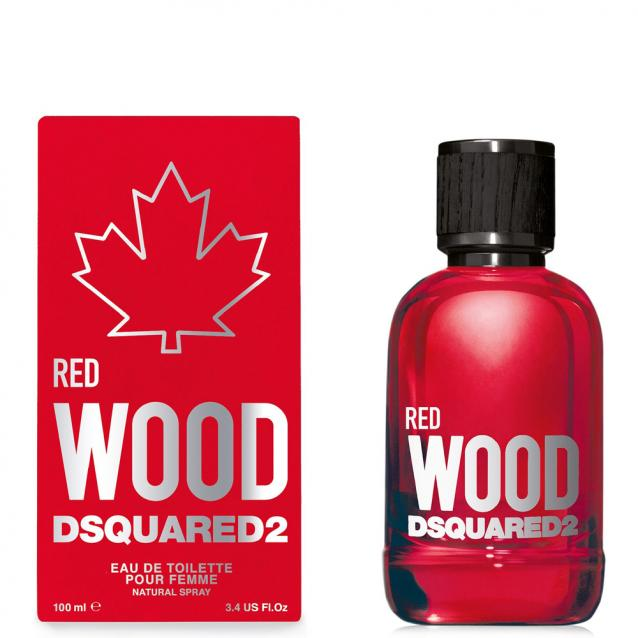 Dsquared2 Red Wood EDT 100ml Spray