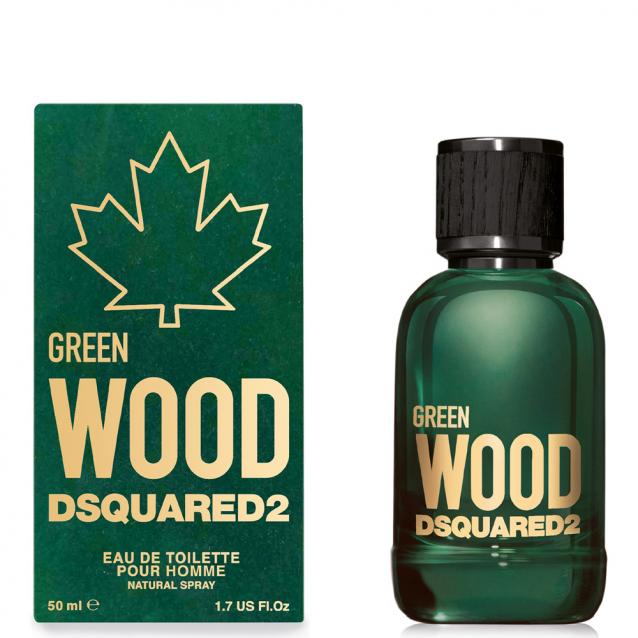 Dsquared2 Green Wood EDT 50ml Spray