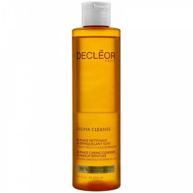 Decleor Aroma Cleanse Bi Phase Cleanser And Makeup Remover 200ml