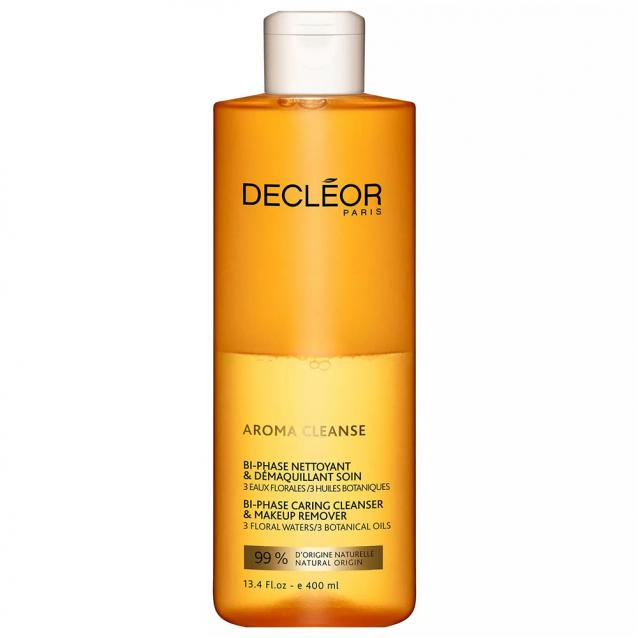 Decleor Super Size Bi Phase Cleanser And Makeup Remover 400ml