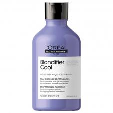 Loreal Professionnel Serie Expert Blondifier Cool Shampoo 300ml