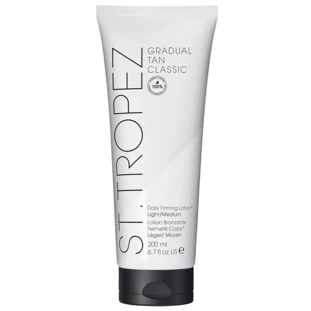 St Tropez Gradual Tan Classic Body Lotion Light To Medium 200ml