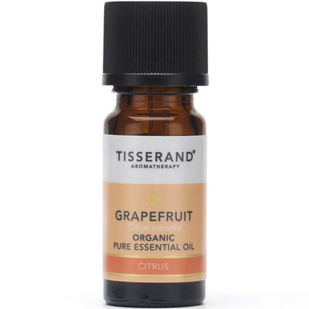 Tisserand Grapefruit Organic Essential Oil 9ml