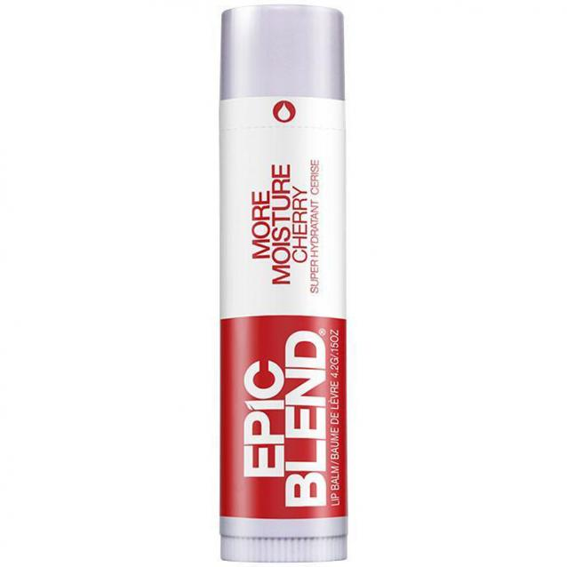 Epic Blend More Moisture Lip Balm Cherry 4.2g